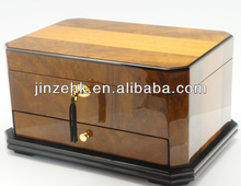 Beautiful Wooden Jewerly Box,Fancy Packaging Case