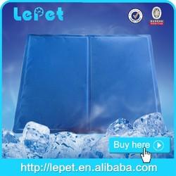 Factory top quality eco-friendly waterproof cool gel bed pad