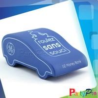 Partypro 2015 New Hot sales PU FOAM Custom Toy Mini Bus