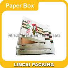 Cheap food packaging paper box for Pizza