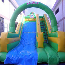 raptor inflatable slide , NO.1914 classical inflatable slide with free blower