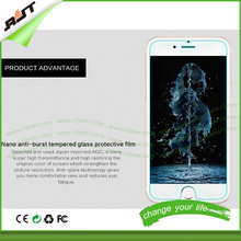 Substantial color tempered glass screen protector for iphone 6 s / 5, Small order for the iphone 6 s mobile accessories