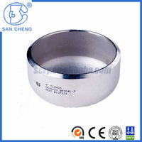 Customized Design Quality-Assured Bw Seamless Pipe Fitting