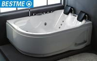 foshan manufacture corner bubble spa for sale