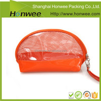 best selling items free samples pvc plastic makeup artist bag