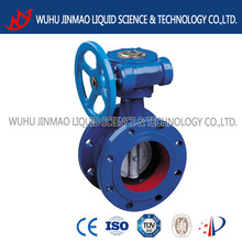 GGG40/GGG50 Mannual Flanged Butterfly Valve