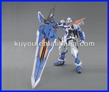 (WHOLESALE)18cm MG 1/100 6605 gundam play arts figma japanese cartoon nude anime figure model toys supplier