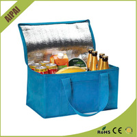 customized high quality non-woven thermal bag beer cooler bag with custom logo