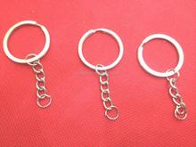 DIY Iron Key Circles/25 mm Iron Key Chains /Key Circles Wholesale