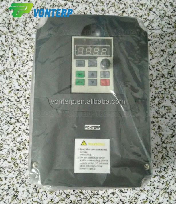 CE 2.2KW AC Drive, AC Motor Speed Controller