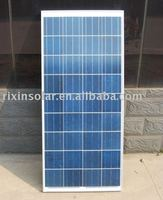 High Efficiency CE/TUV 130W Polycrystalline Silicon Photovoltaic Solar PV Panels