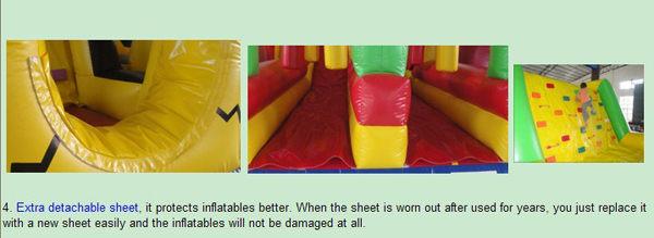 giant inflatable water park for sale