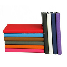 China Manufacture 2015 Smart Flip Leather Tablet PC Cover Cases for Ipad Mini,for Ipad Air Case