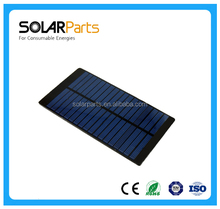 Low price 5v 500ma mini solar panel for led light