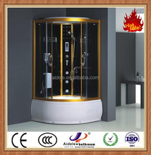 Best selling OEM manufacture whirlpool pump ABS tray complete fine massage shower room