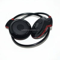 Special most popular dual pairing mono bluetooth headphone