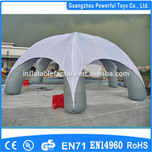 cheap inflatable clear dome tent for beach use