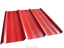 Prepainted Corrugated Sheet for Wall