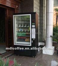 Black Color Frozen Food Vending Machine Model LV-205CN-610