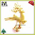 Venda quente 2015 presentes de natal decoração da árvore de natal de plástico decoração do bolo