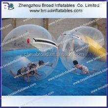 cheap bumper ball inflatable ball/water roller ball /water sports game