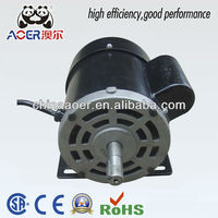 high efficiency ie 2 speed control capacitor run electric motor
