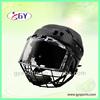 ice hockey helmet/ice hockey helmet gear plastic hockey helmet