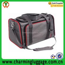Wholesale 600D polyester soft sided pet carrier dog bag