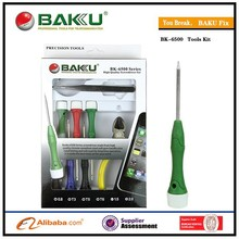 BAKU 9 Pieces High quality screwdriver set with pliers and tweezers BK-6500