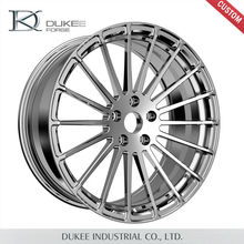 Custom made forged high quality replica alloy wheels 5x100