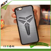 Brand Basketball Kobe Logo Lakers Mobile Phone Cases For iPhone 4 4s 5 5s 5c 6 6 plus Hard PC cover Cell Phone Cover