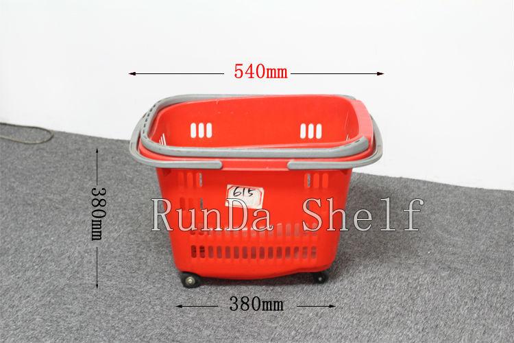 Trolley Shopping Basket (1)