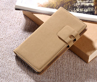 China PU Leather Wallet Stand Case with Card Slots for Sony Xperia Z3