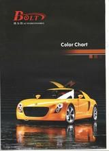 Factory price automotive paint automotive metallic paint colors Good Covering High Gloss