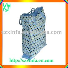 2011 hot selling quality canvas shopping bag
