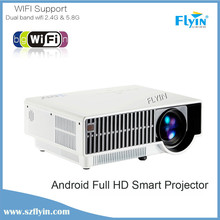 Multimedia 2015 New arrival Android WXGA Perfect home cinema 1080P Led projector