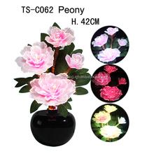 fiber optic light,fiber optic,glow in the dark vase