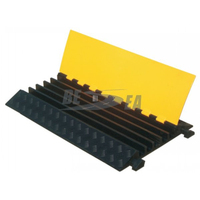 Cheap Price Dual Rubber & Plastic Floor Cable Trench Cover