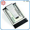 New custom folding wallet making hardware money clip