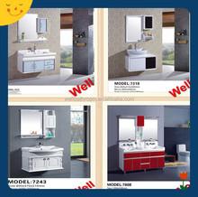 Modern PVC bathroom cabinet 320