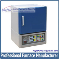 30 Steps Programmable Mini Melting Furnace Touch Screen LCD