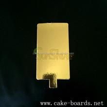 modern custom packaging mini cake boards for wholesale