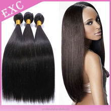 new products on china market milky way silky straight human hair weft