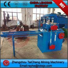 1300kg/h hexagon briquette charcoal machine process