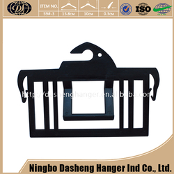 Fashion Custom Hot Selling Hanger Plastic Small Underwear Hangers