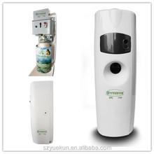 Green spring toilet automatic perfume fragrance dispenser air freshener dispenser YK8201