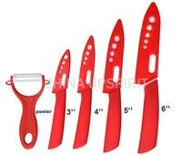 as seen on tv knife set/excellent houseware knife set/knife set ceramic