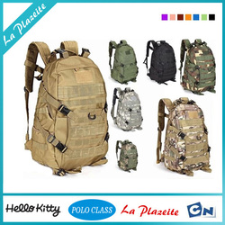 Factory fashion new arrived pattern military tactical backpack