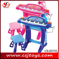 Multi-Function Toys musical instruments electric keyboard plastic toy organ piano