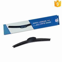 Rubber strip replaceable intelligent universal frameless wiper blade with high quality
